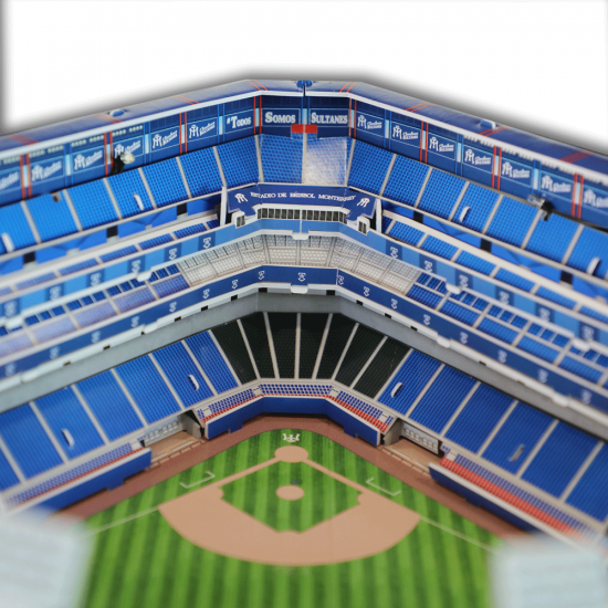 ESTADIO ARMABLE 3D